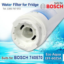 Water Filter For Bosch Haier 644845 740560 0060218743 EFF-6025A Eco Aqua