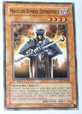 CARTE YU-GI-OH! MAGICIEN SOMBRE EXPERIMENTE 1ERE EDITION - SD6-FR006