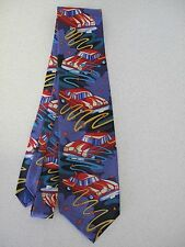 Men's Tie The BEATLES song Drive My Car 1966 made USA
