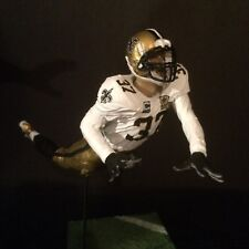 "Steve Gleason New Orleans Saints Jersey Custom 6"" Mcfarlane Figure"