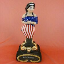 BENMORE Ship's Figurehead Hand Painted Royal Doulton figurine England NEW 9.25""