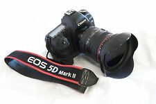 Canon EOS 5D Mark II 21.1MP Digital SLR Camera+Canon 24-105 F4 IS USM
