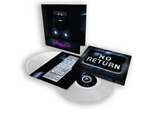 THE PRODIGY - No Tourists - RARE 2 X CLEAR WHITE VINYL GATEFOLD Limited SEALED