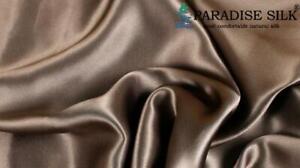19MM Heavy Weight Silk Seamless Bedding 4pcs Duvet Cover Set