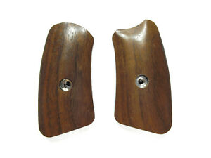 Walnut Ruger SP101 Grips Inserts