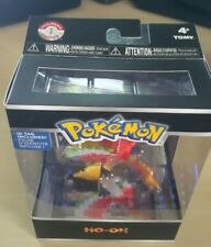 Pokemon Tomy Trainer's Choice Legendary Figure - HO-OH (4 inch) - New