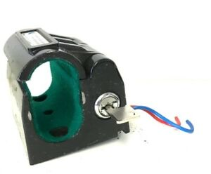 Santa Cruz Shotgun Medium Gun Lock WITH KEY INCLUDED!!!!!! SC-1, 12V
