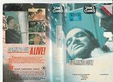 COMING OUT ALIVE HELEN SHAVER MICHAEL IRONSIDE SCOTT HYLANDS RARE PAL VHS VIDEO