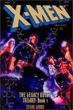 X-Men: The Legacy Quest, Book 1 (X-Men: The Legacy Quest Trilogy)-ExLibrary