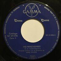 Bebo Valdes Rolando Laserie Afro Cuban Orchestra Rio Manzanares / Como tu 45rpm