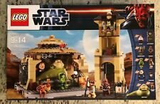 Lego 9516 Star Wars Jabba's Palace 2012 New In Sealed Box