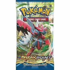 BREAKpoint Rare Pokémon Individual Cards with Holo