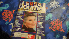 Katharine Hepburn Covers Ladies Home Journal Magazine January 1984