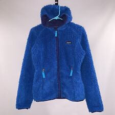 Patagonia Retro-X Hoody Cardigan Oasis Blue Small (Women's)