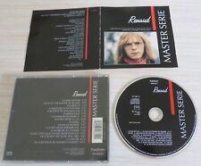 CD ALBUM BEST OF MASTER SERIE RENAUD 16 TITRES 1991