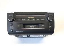 2007 2008 LEXUS GS350 AWD FM AM CASSETE CD CHANGER RECIEVER CD PLAYER OEM