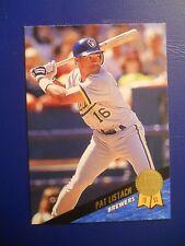 1993 LEAF CARD # 264  PAT  LISTACH