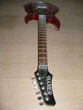 Hamer Diabolo Power Heavy Strat E-Gitarre electric guitar USA neu ! inkl. Case