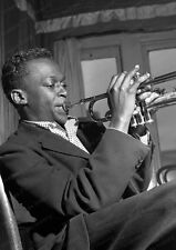 8x10 Print Miles Davis American Jazz Trumpeter Bandleader #Md03