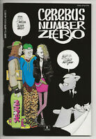 Cerebus Number Zero #0 NEAR MINT NM 1993 1st print Dave Sims