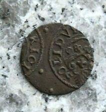 Münze Baltikum Riga Mittelalter siehe Bilder ! 0,60 Gr. Silber