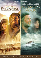 In the Beginning / Noah's Ark (Biblical Double Feature) [New DVD]