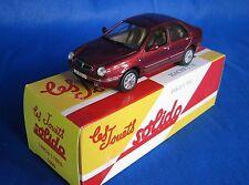 AC101 SOLIDO HACHETTE LANCIA LYBRA 1999 1/43 EN BOITE