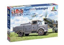 Italeri 1/48 Opel Blitz Tankwagen Plastic Model Kit 2808