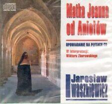 Matka Joanna od Aniołów (audiobook CD) Iwaszkiewicz Jarosław - POLISH POLSKI