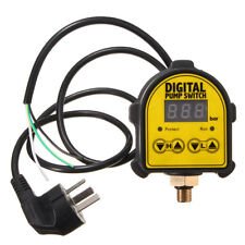 Automatic Digital Pressure Switch Controller ON/OFF 220V For Water Air Gas Pump