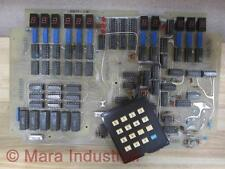 Sequential Information Systems 16670-1M Circuit Board W/Keypad 166701M - Used