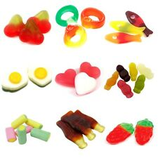 Haribo Sweets Retro Gummy Jelly Chewy Pick N Mix Kids Candy Party Treats