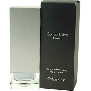 CONTRADICTION by Calvin Klein Cologne 3.4 oz New in Box