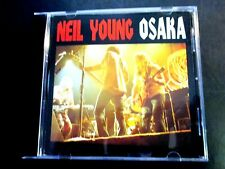 """NEIL YOUNG-""""OSAKA"""" -UBER RARE LIVE FROM 1976-PROMO COPY IMPORT"""