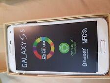 Samsung Galaxy S5 SM-G900F - 16GB - Shimmery White (Unlocked) Smartphone  # 2