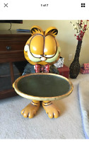 Garfield Butler Statue Rare Hard To Find!!  4 Feet Tall