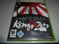Kengo Zero Xbox360 FREE POSTAGE