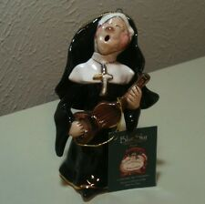 Blue Sky Clayworks 2001 Heather Goldminc Mother Song In My Heart Candle Snuffer