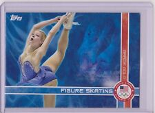 SWEET 2014 TOPPS OLYMPIC GRACIE GOLD INSERT CARD OLY-GG ~ USA FIGURE SKATING