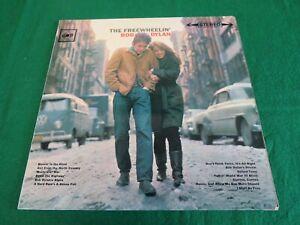 THE FREEWHEELIN BOB DYLAN vinyl LP record  HOUSE CLEARANCE
