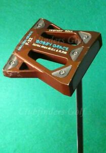 """MacGregor Amazing Grace F-22 Center-Shafted 47"""" Long Putter w/ HC"""