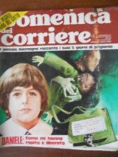 Domenica del Corriere n°45 1974 Milan inter Como Atalanta Brescia Varese [G110A]