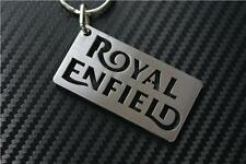 ROYAL ENFIELD CLASSIC  keyring keychain MOTORBIKE 350 500 BULLET  CONTINENTAL GT