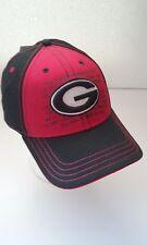 9d1b9301137 Georgia Bulldogs Fight Song Baseball-style Cap Red Black NWT NCAA SEC