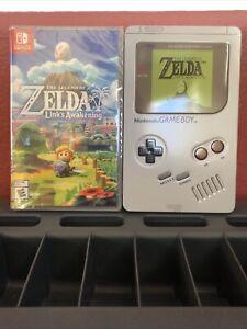 Legend Of Zelda Links Awakening (multi Language) Steelbook And Game