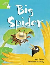 Rigby Star Guided Phonic Opportunity Readers Green: Big Spider Pupi. Paperback