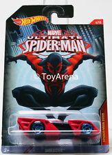 Hot Wheels Marvel Ultimate Spider-Man 2015 Shredster 1/64 Rare Die-Cast Car