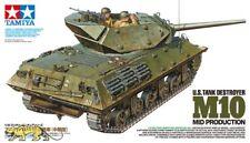 Tamiya 35350 - US Tank Destroyer M10 - Mid Production - 1:35
