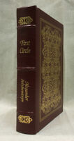 First Circle Alexander Solzhenitsyn Easton Press Leather Collectors
