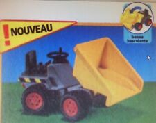Playmobil 7593 Mini Dumper Truck New in Accessory Bag!